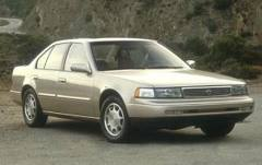 Nissan Maxima 1994 Service Manual And Repair - Workshop