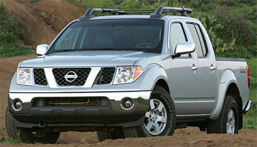 2006 2007 2008 2009 Nissan Frontier D40 Workshop Service