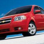 Chevrolet Aveo 2009 Workshop Service Repair Manual