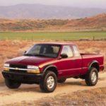 Chevrolet S10 Sonoma Gmc 1994 1995 Workshop Service Repair Manual