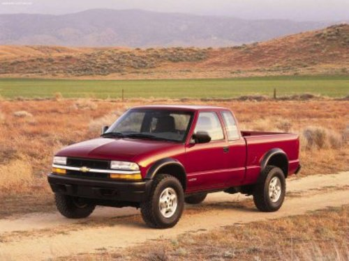 Chevrolet S10 Sonoma Gmc 1994 1995 - 2004 Workshop Service Repair Manual