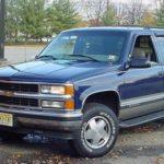 Tahoe Chevrolet Chevy 1992 1993 1994 1999 Factory Service Repair Manual
