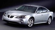 Pontiac Grand Prix Sedan 2004- 2008