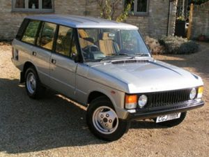 1970-1985 Land Rover 2 and 4 Door Range Rover Classic Workshop Repair Manual
