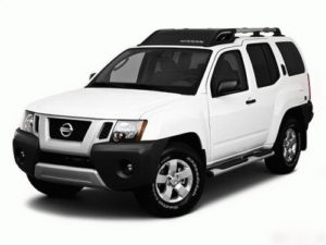Nissan Xterra 2012 Factory Service Repair Manual