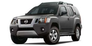 Nissan Xterra 2010 GCC Edition Factory Service Manuals