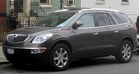 Buick Enclave 2009-2011 Service Workshop Repair Manual