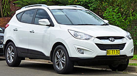 Hyundai iX35 2010-2012 Workshop Service Repair Manual