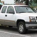 2001 Chevrolet Silverado 1500 Workshop Service Repair Manual