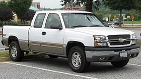 2001 Chevrolet Silverado 1500 Workshop Service Repair Manual
