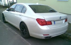 Bmw 7-series 2008 2009 F02 Workshop Service Repair Manual
