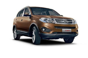 Chery Tiggo T21 2014 Workshop Service Repair Manual
