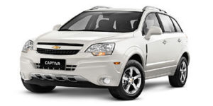 Chevrolet Captiva 2010-2012 Body Service Repair Manual