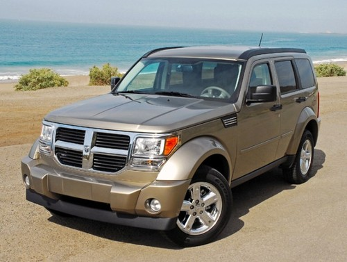 Dodge Nitro 2007 to 2011 Workshop Service Repair Manual