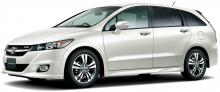 Honda Stream 2001-2004 Factory Service Workshop Manual