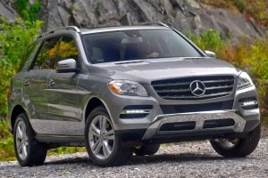 Mercedes-Benz ML-Class 2006-2011 Workshop Service Repair Manual