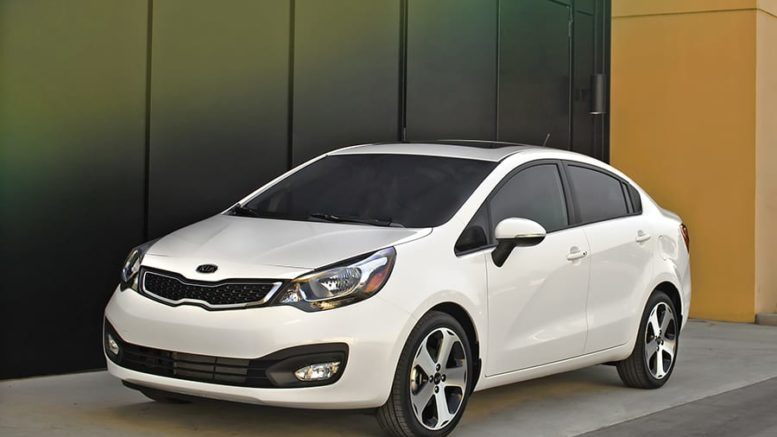 Kia Rio 2015 Workshop Service Repair Pdf Manual