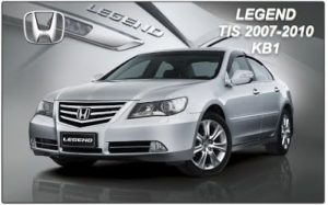 Honda Legend 2007-2010 Workshop Service Repair Manual