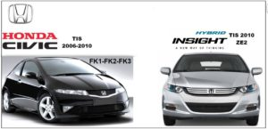 Honda Civic FK1-2-3 TIS 2006-2010 & Insight Tis Workshop Service Repair Manual
