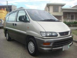 Mitsubishi L400 Delica Space Gear Workshop Service Repair Manual