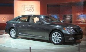Lexus LS460L, LS460 Workshop Service Repair Pdf Manual