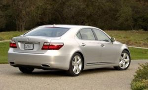 Lexus Ls460L 2007 Workshop Service Repair Manual