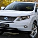 Lexus Rx450h 2009 Workshop Service Repair Manual