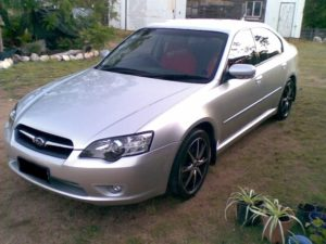 Subaru Legacy Outback (B13) 2004 Workshop Service Repair Manual