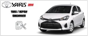Toyota Vios Yaris 2014 Workshop Service Repair Manual