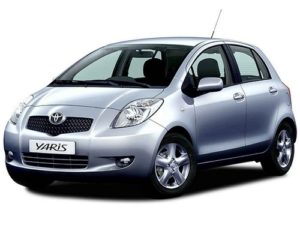 Toyota Yaris 2005-2008 Workshop Service Repair Manual