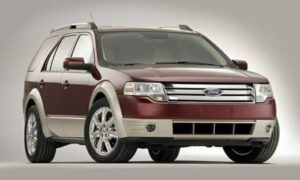 ford taurus sable service repair